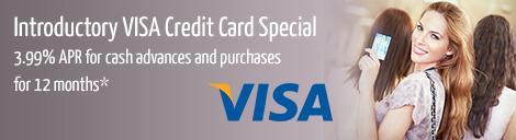 Visa card special