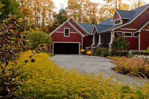 Fall Home Setting