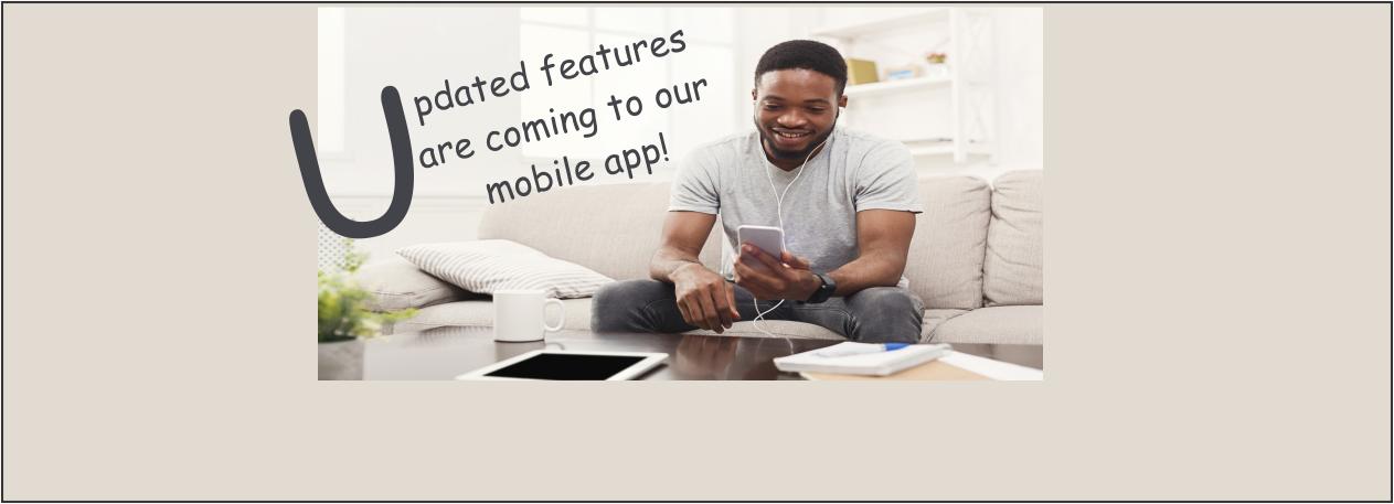 Mobile App Updates