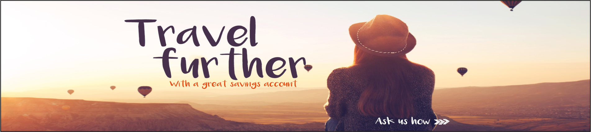 Travel Further with Savings