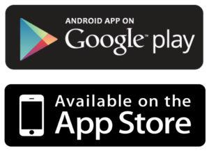 Mobile App Store Logos