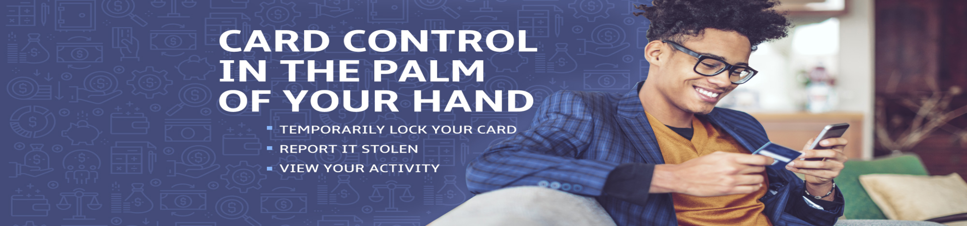 Card Control in the Palm of Your Hand